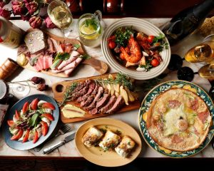 ディナー付レストランプランはこちらからイメージ